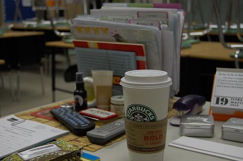My Life . . . My Desk