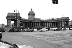 Kazan in B&W