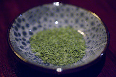 green tea salt