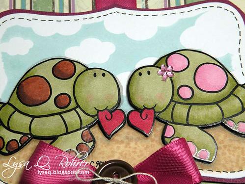 Turtles..