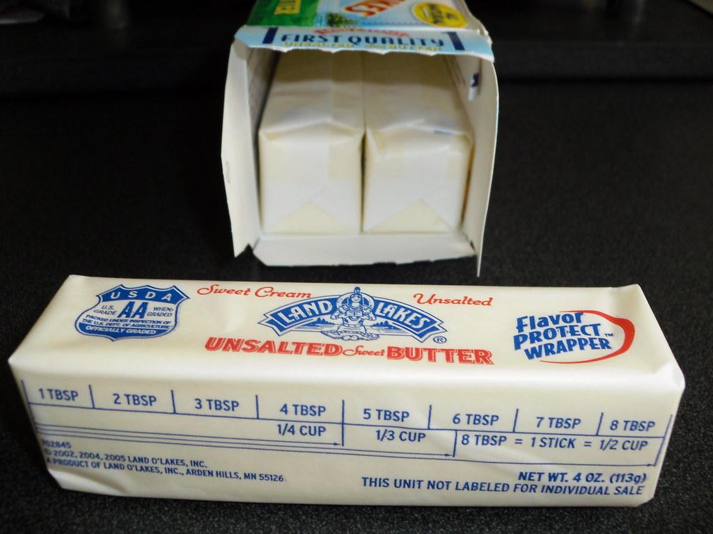 Inside the Butter Box