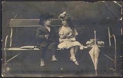 Card#1 (my name is Sasha) Tags: vintage oldcards