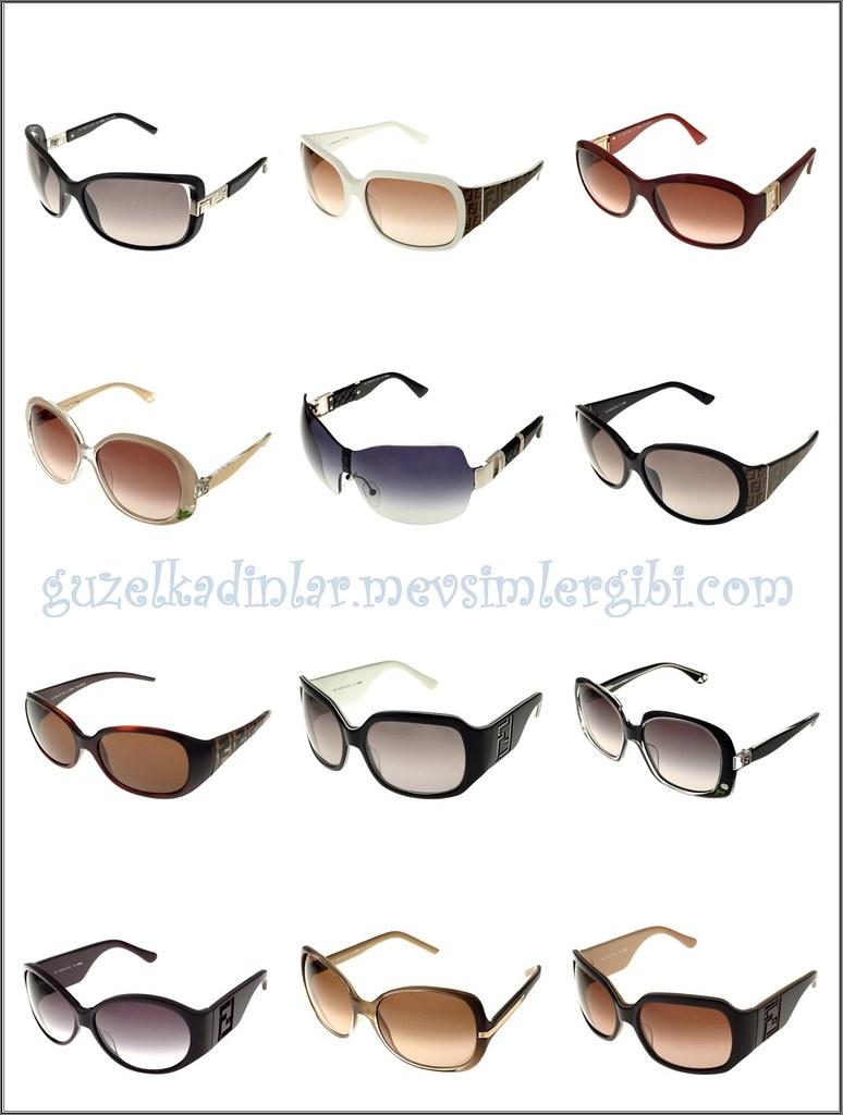Fendi Güneş Gözlüğü Fendi Gözlük Modelleri Sunglasses Eye Wear