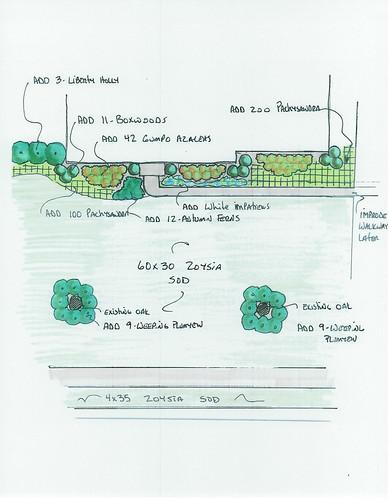 Landscape Design - Front Yard