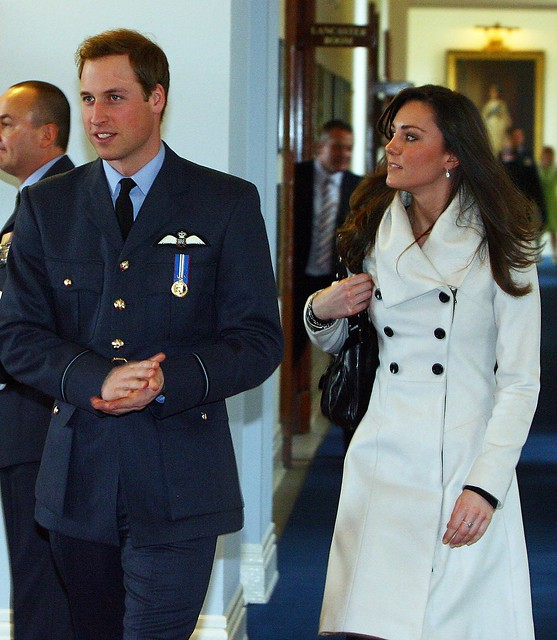 couple Prince William Kate Middleton