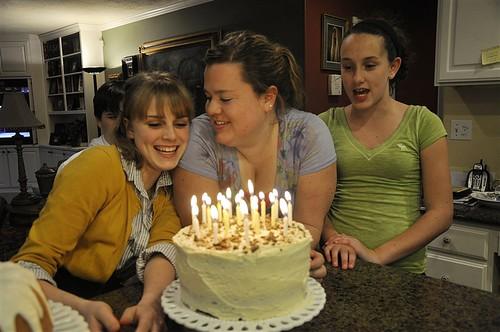 Hannah 20th Birthday1