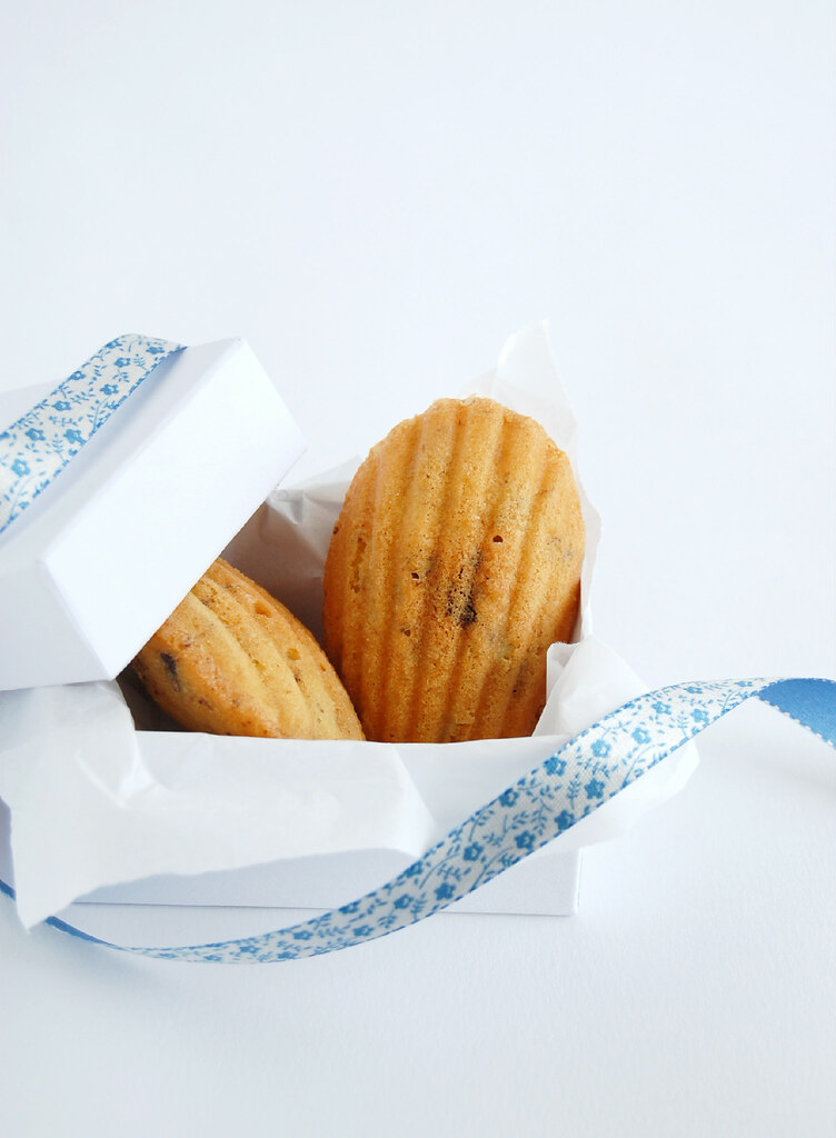 Chocolate Chip Madeleines Recipes — Dishmaps