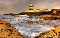 Hook Head Lighthouse - Ireland (Andy_Goss) Tags: ireland lighthouses seascapes wexford wexfordcoast irishcoast irishlighthouses irishseascapes gettyimagesirelandq1
