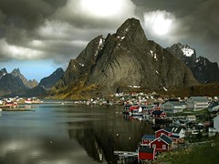City of  Reine in Lofoten, Northern Norway. (yvon Merlier) Tags: portrait love nature amazing paysage soe yvoire supershot platinumphoto nikond300 natureelegantshot