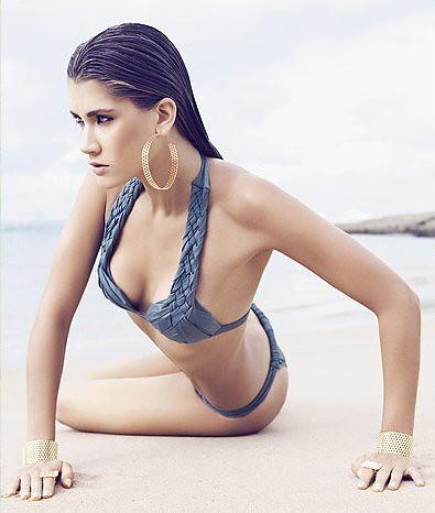 Moda baño verano 2010, bañadores y bikinis de Agua de Coco