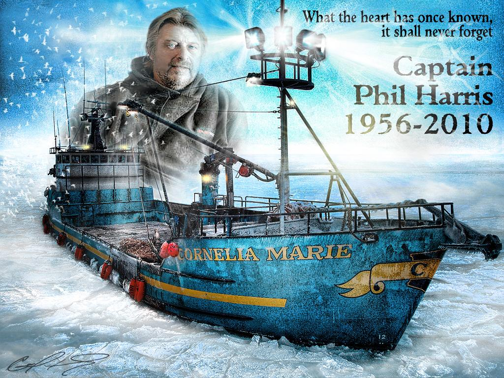 Captain Phil Harris Cornelia Marie