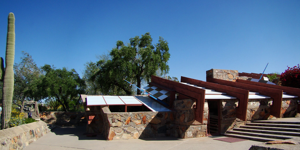 Taliesin West panorama