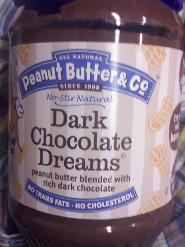 dark chocolate peanutbutter