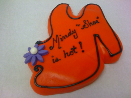 Shoe Cookie Mindy