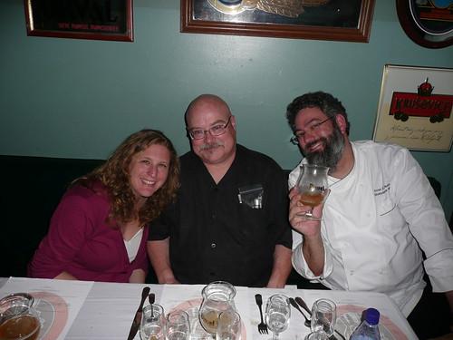 Arlene Paxton, Dave Keene and Sean Paxton