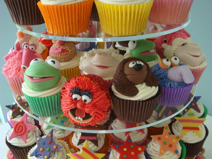 muppet cupcakes 2
