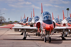 T-45 Goshawks At Kingsville NAS (Michael Tuuk) Tags: sky cloud texas jet airshow hdr 2010 navalairstation t45 goshawk kingsville photomatix wost kingsvillenas wingsoversouthtexas