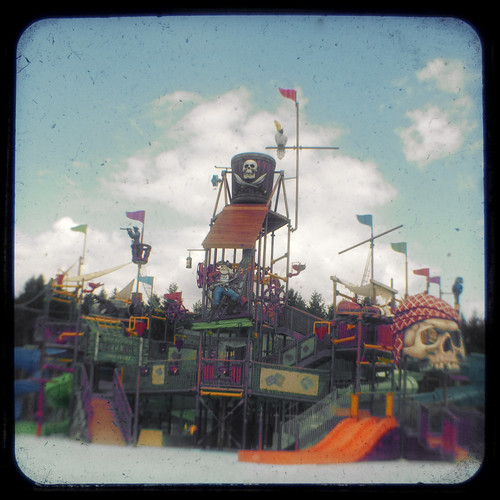 436:1000 Calypso tour - Pirate's Aquaplay TtV