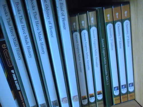 Teaching Company DVDs