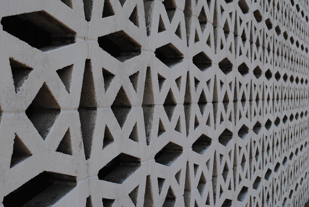 concrete ornamentation