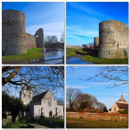 England Castles