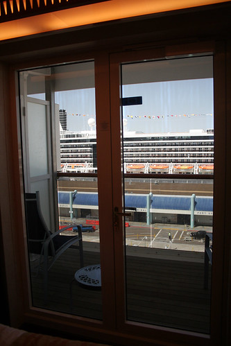 Carnival Spirit - Extended Balcony - Oosterdam (Cabin 7160)