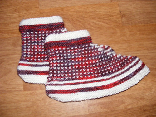 Bosnia slippers by you.