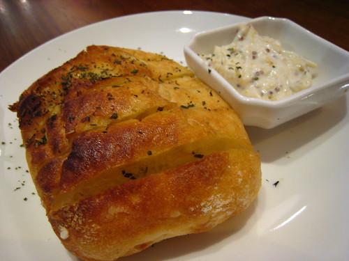 烤大蒜麵包
