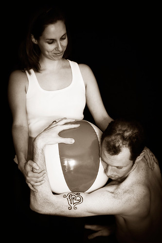 the metaphorical (adoption) maternity photo series six