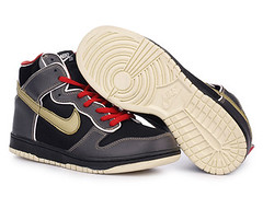 various colors ae211 c0af2 Nike Dunk High Premium SB - Marshall Amp (Black Metallic Gold) (Nike Dunk
