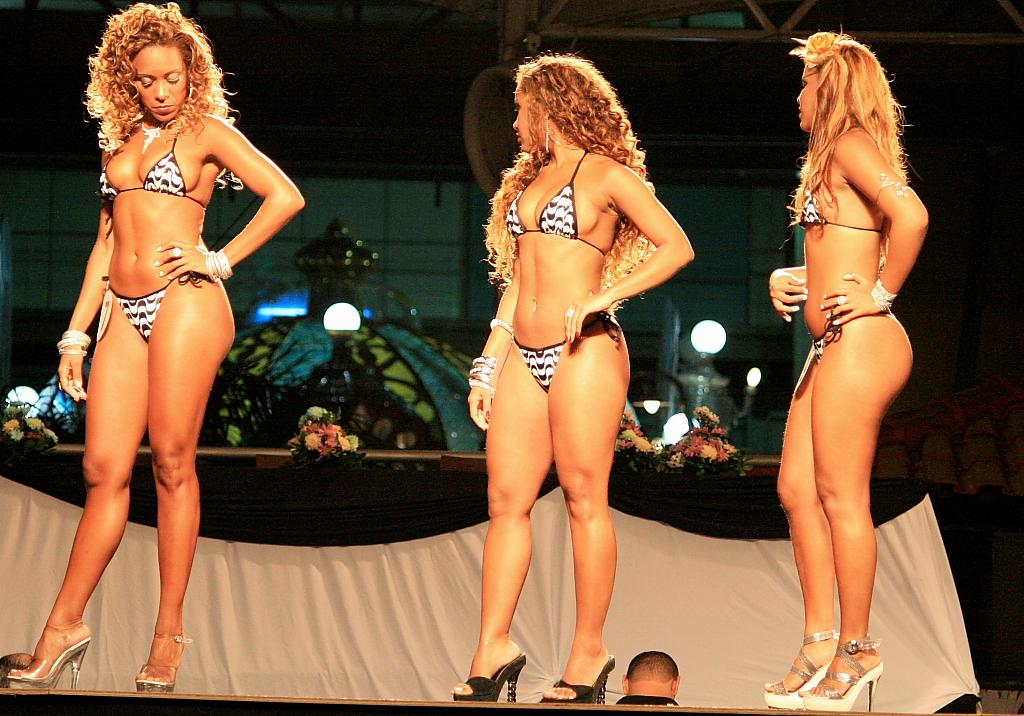 Bikini brazil contest de janeiro rio pity