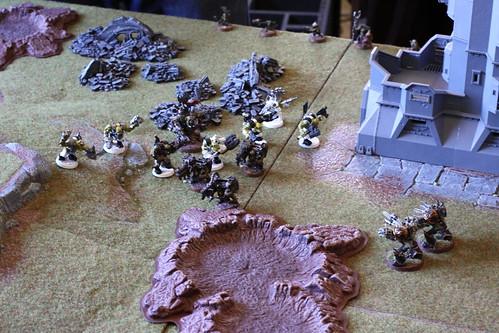Orks Turn 5c - 5/1