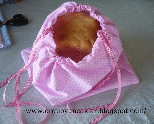 Bread bag by you.