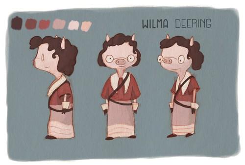 Wilma Deering