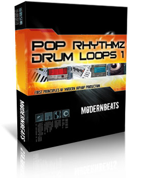 Pop Rhythmz Drum Loops