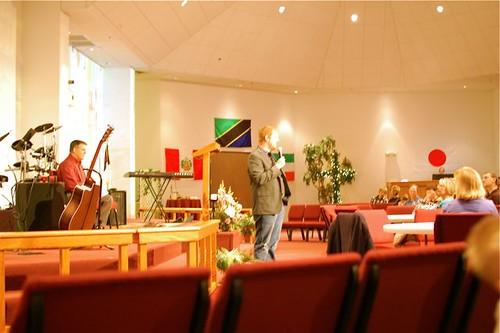 church sharing