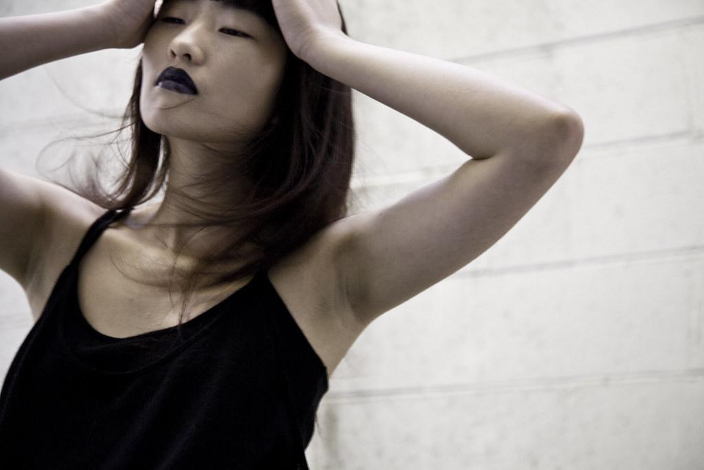 Natsuki Nakano OWL black top NYU ACE