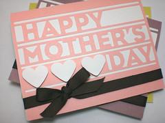 mother's day (jessica.booth) Tags: scrapbooking handmade crafts card papercraft papercrafts adobeillustrator cricut surecutsalot