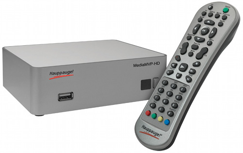 Hauppauge MediaMVP-HD Digital Media Player