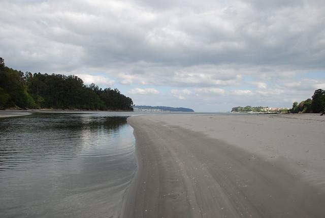 Playa de A Alameda