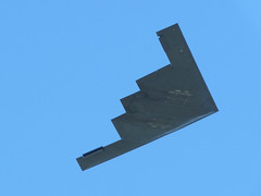 B-2 Stealth Bomber - 2010 - Barksdale AFB Air Show (kinchloe) Tags: airplane airplanes airshow b2 stealth bomber afb barksdale defendersofliberty