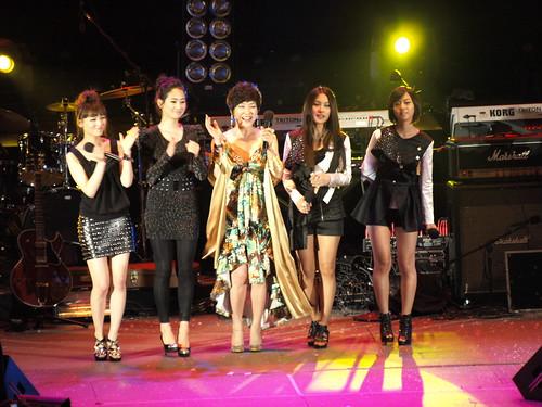 Joo Hyun-Mi/Wonder Girls/KARA