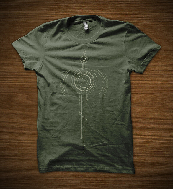 Flight T-Shirt Design