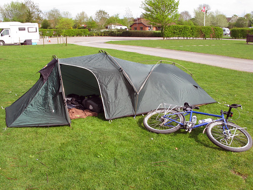 & Tents for adventure riding [Archive] - Kiwi Biker forums