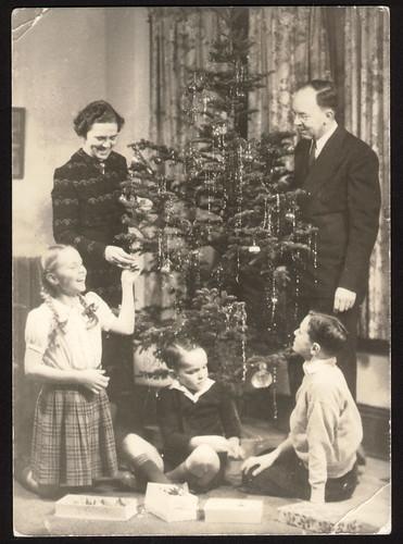 Family Xmas 1938