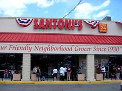 Santoni's supermarket (by: Santoni's)