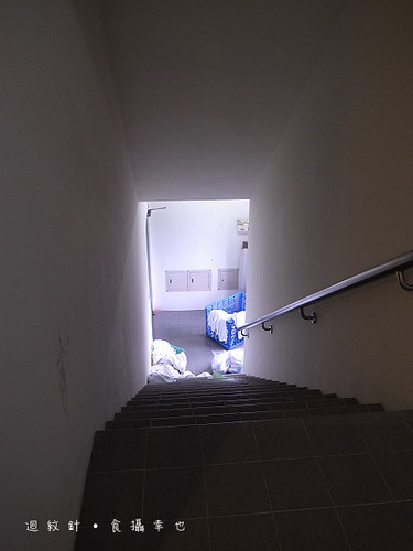 成旅晶贊飯店逃生樓梯間0