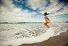 Let's pular! (let's fotografar) Tags: praia beach kid interestingness child criança juquehy