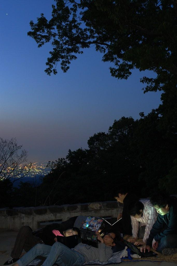 Takao lounge 16-17 May 2010