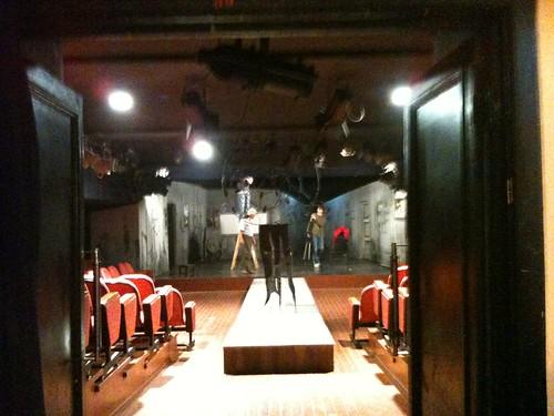 Sambata  – Teatrul Nottara